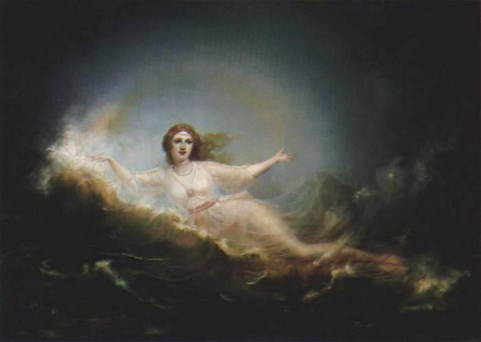 Ilmatar, Gods And Goddesses 1