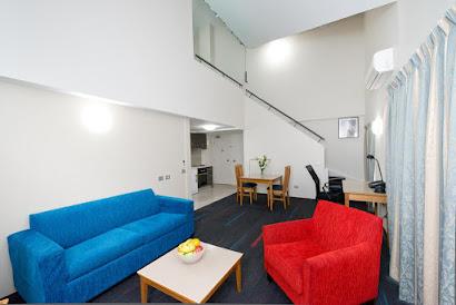 Hope Street Apartments, Sydney CBD