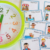 Telling Time Activities (FREE Activity Sheets)