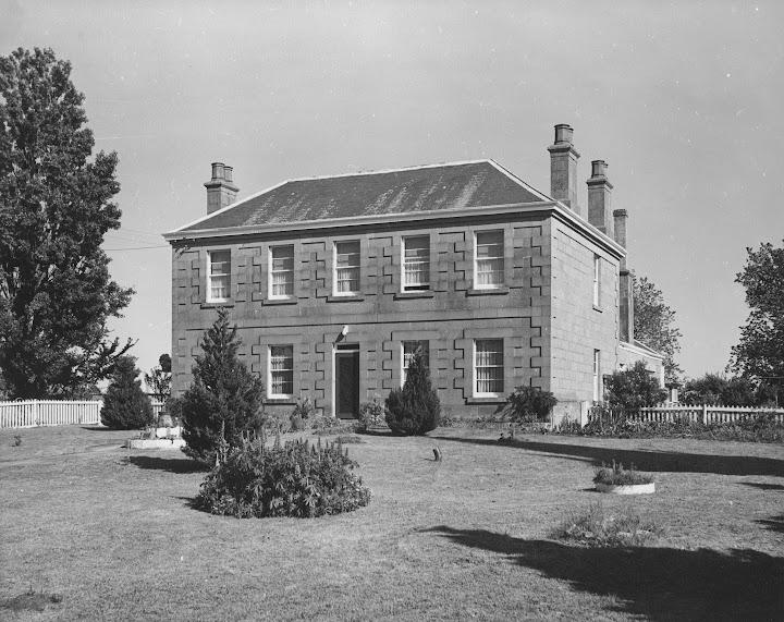 Oatlands - Presbyterian Manse
