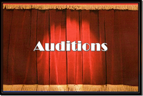New Jersey Footlights: Auditions: Staged Reading at Circle