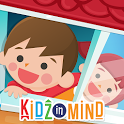 KidzInMind – The House of Kids Apps and Videos icon
