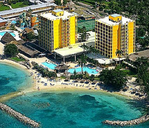 Sunset Beach Resort in Montego Bay Jamaica