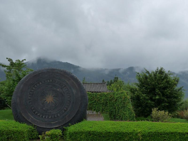 CHINE.YUNNAN.KUN MING Village des minorités 2 - P1270582.JPG