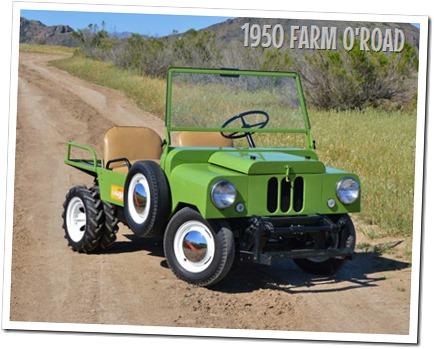1950 Crosley Farm-O-Road - autodimerda
