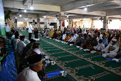 Peringatan Maulid Nabi Muhammad SAW 1443 H/2021 M  TNI Polri Dan Forkopimda Kota Sorong