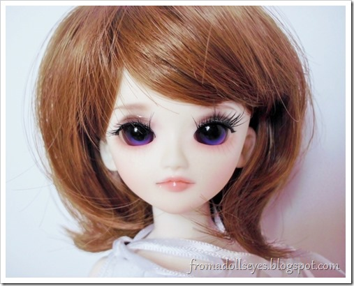 Unboxing a ball jointed doll.  Kids Sky Momo 1/4 scale bjd.