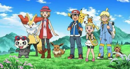Nostalgia Sejenak Film Animasi Pokemon