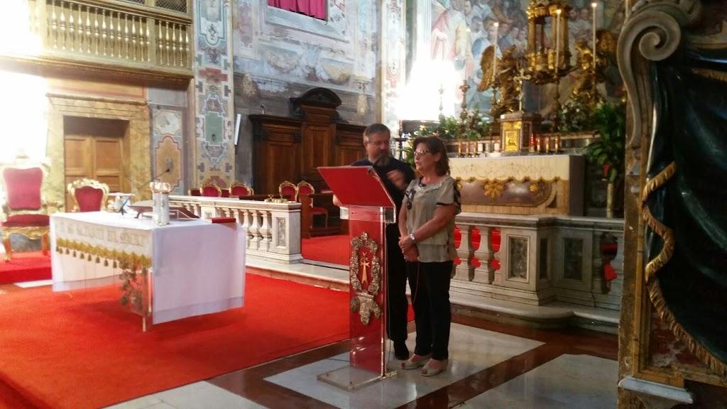 Pielgrzymi z Castellammare w Rzymie, 8 czerwca 2016 - IMG-20160608-WA0046.jpg