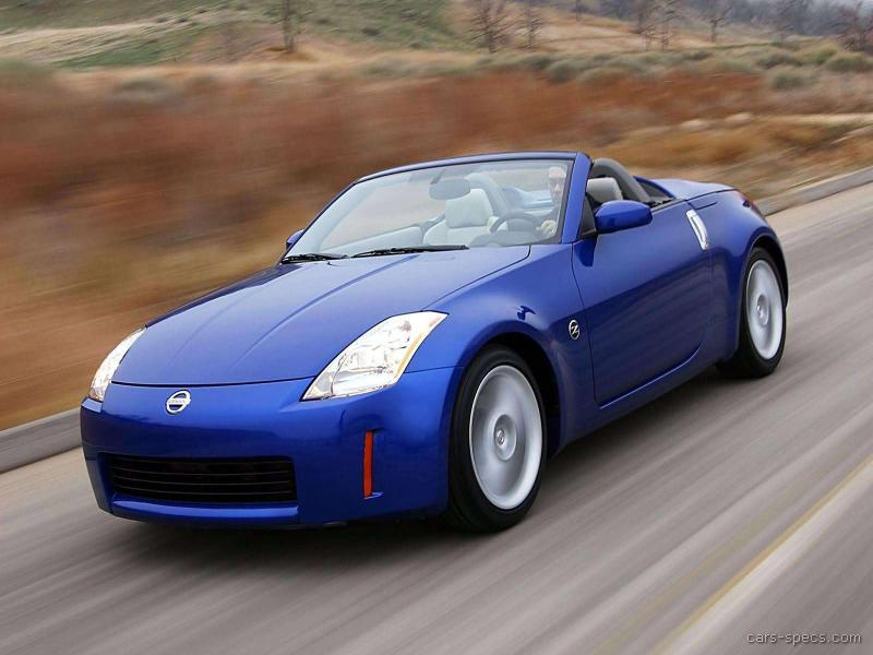2008 nissan 350z convertible specifications pictures prices. Black Bedroom Furniture Sets. Home Design Ideas