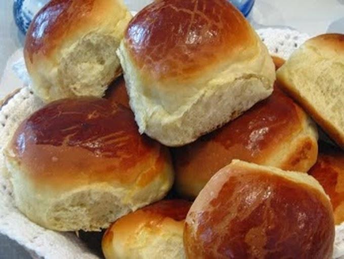 Pão de Batata - Fofinho