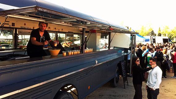 Alcobendas acoge este fin de semana el movimiento 'food truck'