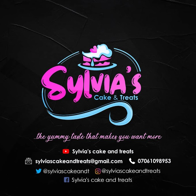 "Contact ""Sylvia's Cake & Treat"" Today For Your Dream Cake & Other Chops"