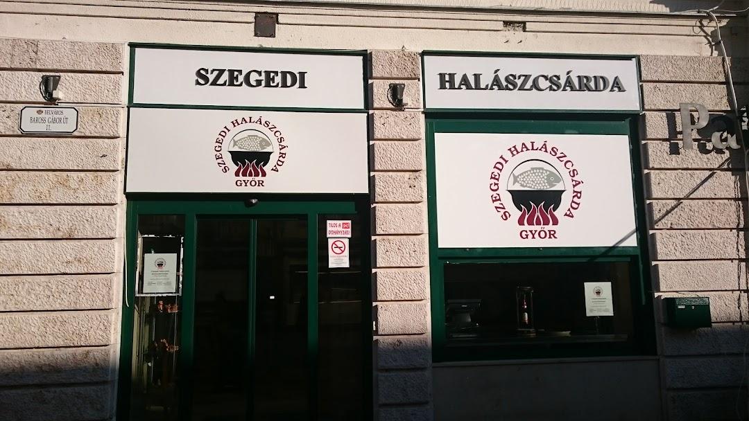 Szegedi Halászcsárda - Étterem itt  Győr eb57beea31