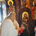 Цвијети, манастир Острог 2014. године