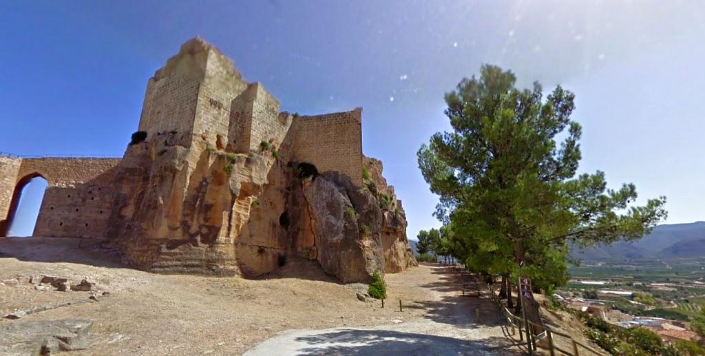 Castillo de Montesa en la actualidad