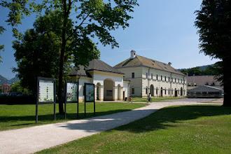Photo: Przy zamku w Budatinie(dzielnicy Żyliny) mamy zaplanowany postój.