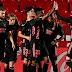 Real Madrid ganó en Granada y mantiene la pugna con el Atlético