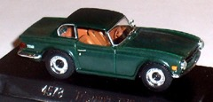 4578 Triumph TR6 hard-top 1969