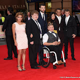 OIC - ENTSIMAGES.COM - Nikki Runeckles, Charlie Wernham, Kae Alexander, Jack Whitehall, Layton Williams, Ethan Lawrence and Jack Binstead at The Bad Education Movie - world film premiere in London 20th August 2015 Photo Mobis Photos/OIC 0203 174 1069