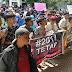 Kelompok Peduli Masyarakat Kebhinekaan Gelar Aksi Damai di Gedung DPRD Kota Cirebon