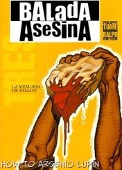 P00003 - BALADA ASESINA Nº3 - La M