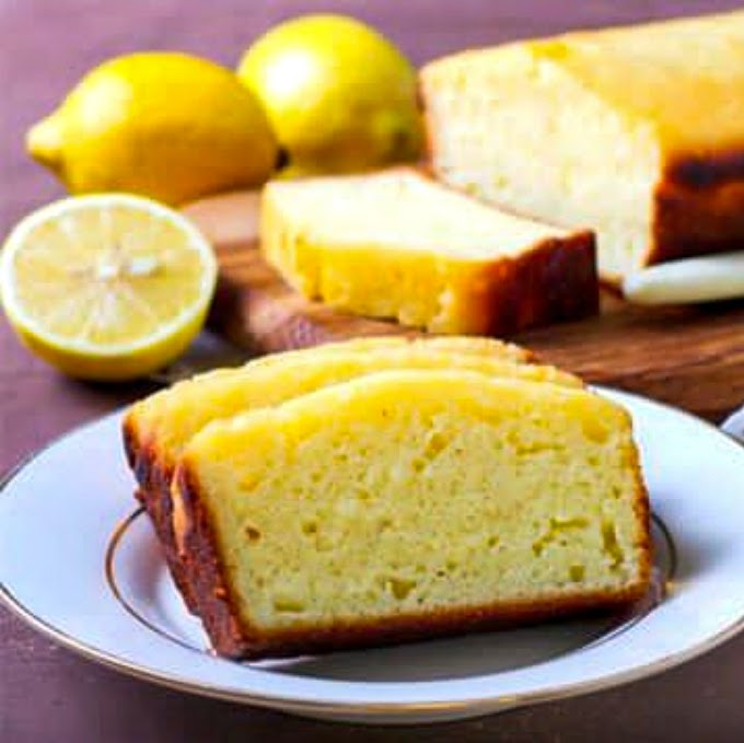 Lemon Bread Recipe | Breakfast Care