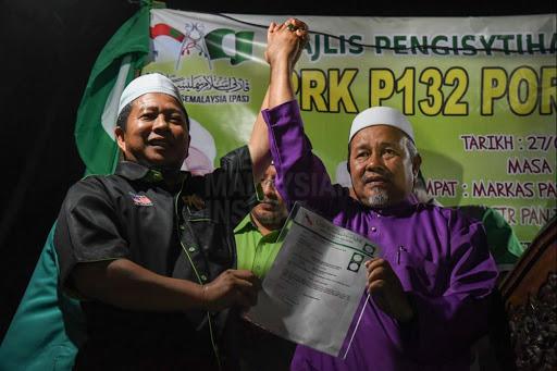 PAS letak bekas tentera lawan Anwar di PD