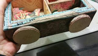 Lonchas de madera para elevar la estructura