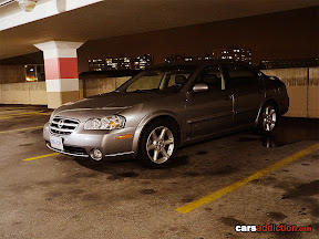 2000 Nissan Maxima - another sleeper car with the V6 originating from the 350Z