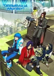 DRAMAtical Murder OVA: Data_xx_Transitory - OVA Data_xx_Transitory de DRAMAtical Murder