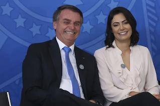 Michelle Bolsonaro perde processo e terá de pagar R$ 15 mil a revista IstoÉ