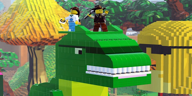 GUIDE FOR LEGO WORLDS - náhled