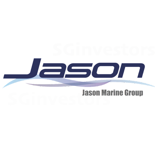 JASON MARINE GROUP LIMITED (5PF.SI) @ SG investors.io