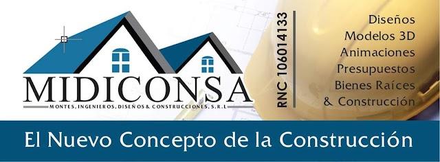 Construcción de Viviendas:  MEDICONSA | Las Terrenas.