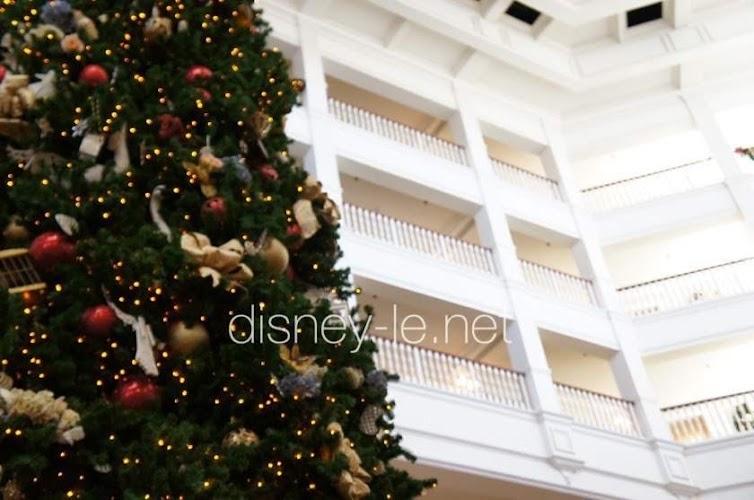 ウォルト・ディズニー・ワールドのクリスマスデコレーション