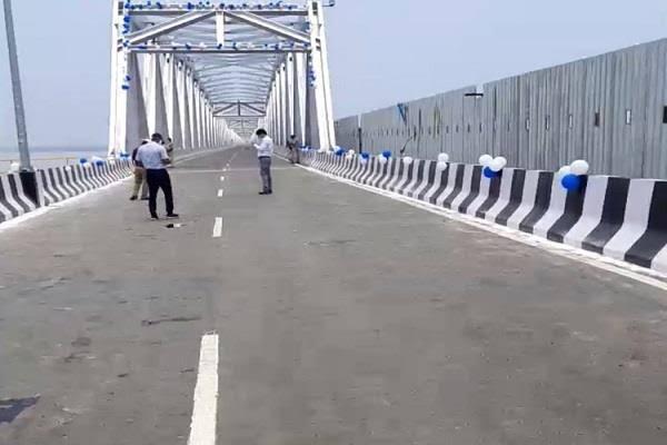 अप्रैल से शुरू हो जाएगा पटना में गांधी सेतु के समानांतर बनने वाले फोरलेन पुल का निर्माण कार्य