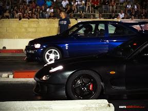Cosworth vs Rotary