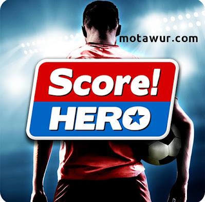 score! Hero - أفضل ألعاب أندرويد 2022