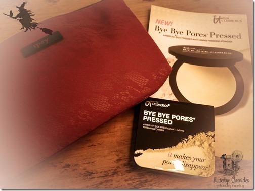 Ipsy Glam Bag (Flutterbye Chronicles)