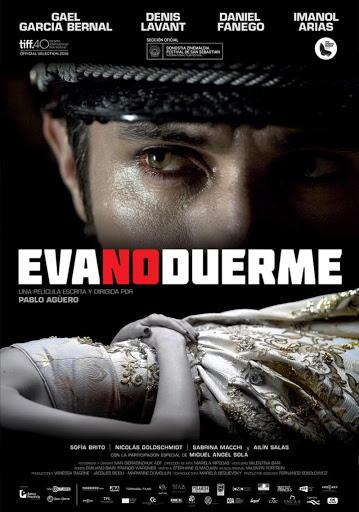 Η Εβίτα Δεν Κοιμάται Πια Εδώ (Eva No Duerme) Poster