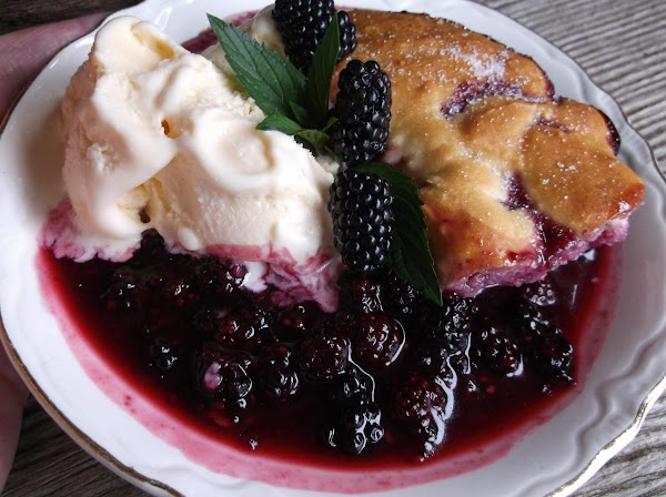 *NOTE: For very juicy cobbler, use 2 tablespoons cornstarch; for thicker, use 3 or...