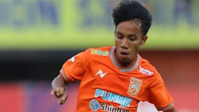 Pemain Sayap Borneo FC M. Sihran Antusias Sambut Lanjutan Liga 1 Indonesia