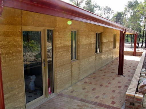New accomodation block at Thubten Shedrup Ling, August 2011, Eaglehawk, Victoria, Australia