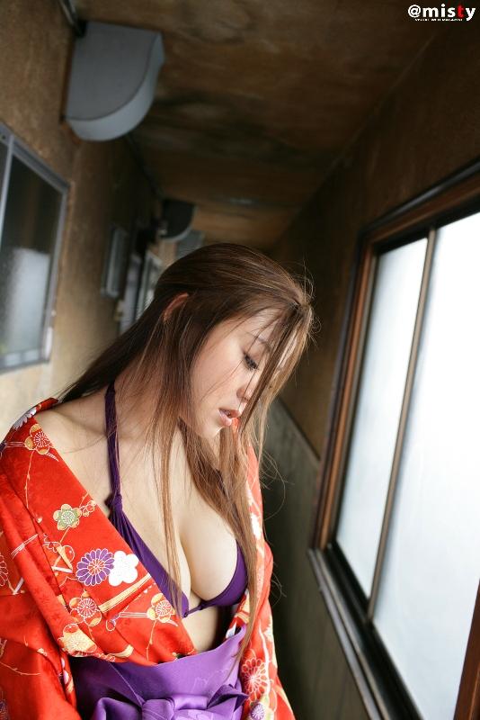 Yoko Matsugane 松金ようこ Sexy Picture Line Girl