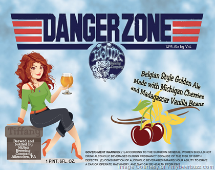 HiJinx Releasing Danger Zone 8/5