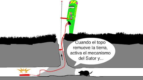 Matatopos Sator
