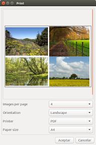 Imprimir imágenes en Ubuntu - 1
