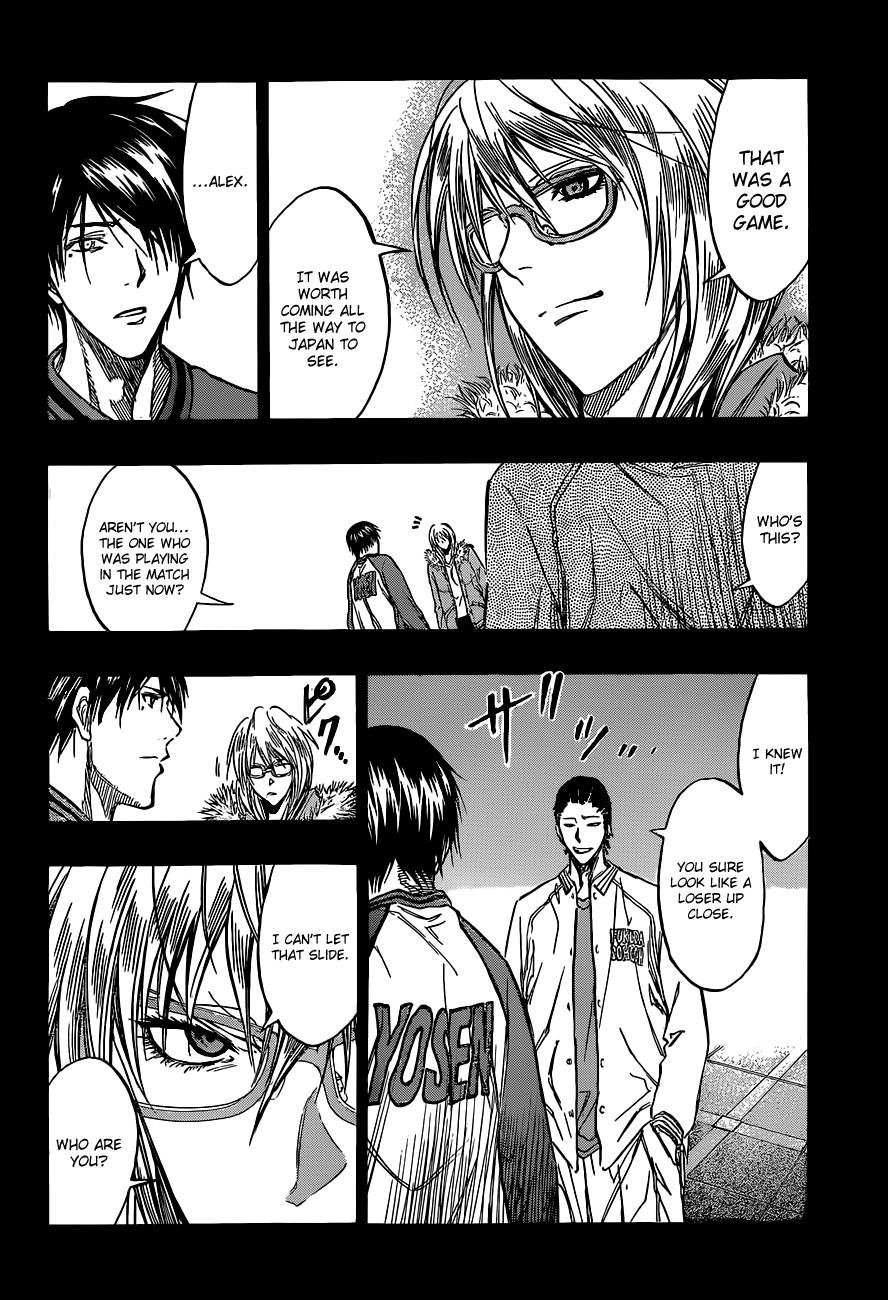 Kuroko no Basket Manga Chapter 170 - Image 06