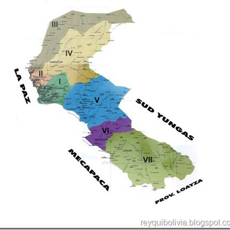 Palca: municipio paceño (Bolivia)